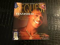 DECEMBER 1991 REQUEST music magazine MC HAMMER - GUNS N ROSES