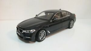 1:18 KYOSHO BMW 5 SERIES G30 M SPORT PACKAGE (FULL OPEN) DARK GRAY DIECAST CARS