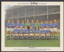 Ty-Phoo - Famous Fooball Clubs 2nd Series 1965 - Everton