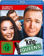 THE KING OF QUEENS, Staffel 3 (2 Blu-ray Discs) NEU+OVP
