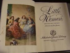 Little Women Illustrated Jr Library Louisa May Alcott 1985