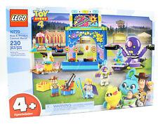 Lego Disney Toy Story 4 Set #10770 Buzz & Woody's Carnival Mania w/ Minifigures
