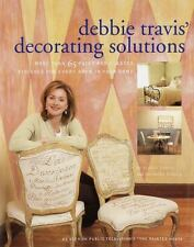 Debbie Travis' Decorating Solutions: More Than 65 Paint and Plaster Finishes