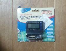 Thermometer Digital Aquarium Terrarium Europet Bernina B-Ware Vorführer