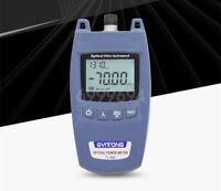 New TL-520C FTTH Fiber Test Tool Optic Optical Power Meter  -50~+26dBm FC SC ST