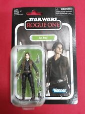 """Star Wars The Vintage Collection 3.75"""" - Rogue One - Jyn Erso"""