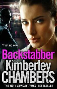 Backstabber: The No. 1 bestseller at her shocking, gri... by Chambers, Kimberley