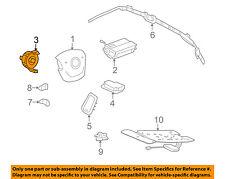 GM OEM Airbag Air Bag-Clockspring Clock Spring 23248441