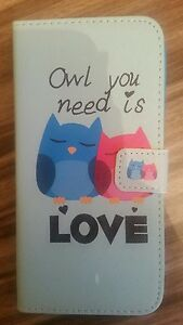 I phone 6s phone case (owl you need is love) UK seller fast free delivery!!