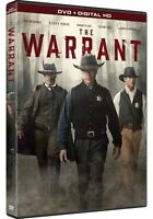 The Warrant DVD + Digital Copy 2020 BRAND NEW FAST SHIPPING