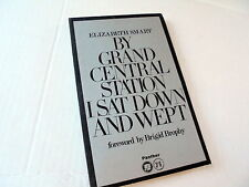 ELIZABETH SMART: BY GRAND CENTRAL STATION I SAT DOWN AND WEPT~PANTHER~1966