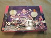 Barbie Bicycle / Fahrrad / Veló - Farbe: Rosa - 67560 Mattel 1997 Neu & Ovp