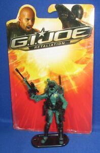 "GI Joe Cobra Night Viper Trooper 4"" Action Figure 2012 Loose Retaliation Hasbro"