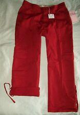 FDJ FRENCH DRESSING JEANS Womans Crop/Capri's sz 4 measures 30.5X23 NWT Pant