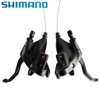 Shimano Alivio ST-M430 27 Speed 3x9 black Shifter V-Brake Bike Lever Combo Set