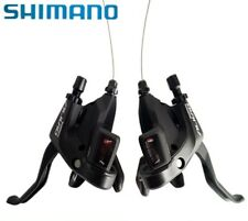 Black SHIMANO ALIVIO SL-M430 Left & Right Shifter Lever 3x9 27 SPEED w/Cables