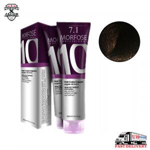 Hair Color Cream ARGAN OIL Special Herbal - NATURAL ASH AUBURN -100ml | Code:7.1