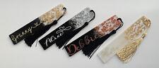 Handmade Resin Bookmark • Personalised • Gift For Reader • Birthday Gift