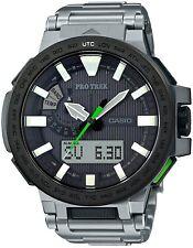 Casio PROTREK MANASLU Radio Solar Men's Wrist Watch PRX-8000T-7BJF from Japan!