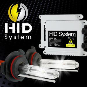HIDSystem Xenon Light HID Kit Slim H1 H3 H4 H7 H10 H11 H13 9004 9005 9006 9007