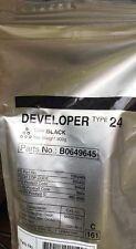 Genuine Ricoh B0649645 Type 24 Developer - OEM Ricoh Developer B064-9645 Type 24