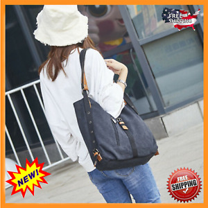 Aline™ Canvas Backpack-Shoulder Bag with Extra Large Capacity - NEW BEST
