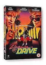 LICENSE TO DRIVE (1988 Corey Feldman) - DVD - REGION 2 UK