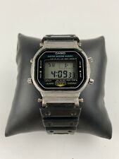 Vintage Mens Casio DW-5200 Model 240 G-Shock 200m Digital Watch Made in Japan