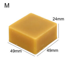 1Pc Orangic Beeswax Cosmetic Grade Filtered Natural Pure Yellow Bees Wax Bar J&S