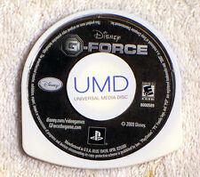 Disney G-Force (Sony PSP, 2009) Playstation UMD Game