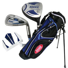 JUNIOR RH GOLF SET NEW BLUE 4 PCE for KIDS 4 to 7yrs WITH MATCHING GOLF BAG