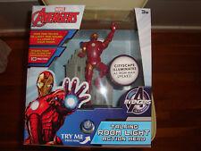 Marvel Avengers Talking Room Light Action Hero