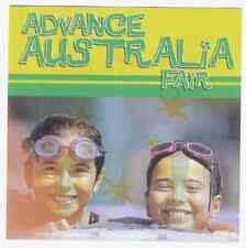 AUSTRALIAN NATIONAL ANTHEM 8 Versions CD bushwackers THE WIGGLES julie anthony