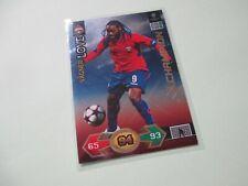 Panini Champions League Super Strikes 2009/2010 Vagner Love Champion Card
