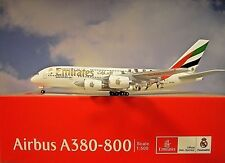 Herpa Ali 1:500 Airbus A380-800 Emirates A6-EOA Madrid 529242 Modellairport500