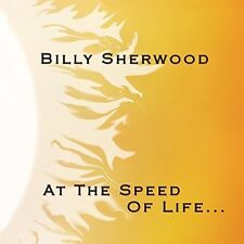 Billy Sherwood - At The Speed Of Life [New CD] UK - Import
