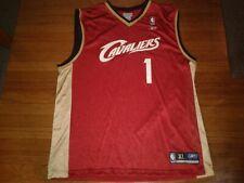 Vintage #1 Carlos Boozer Cleveland Cavaliers Rookie Jersey Reebok Adult XL