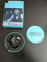 Monocle Magnifying Glass - Black - By Monocle Madness +1.50D