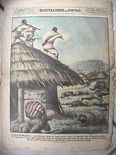 Rotta di Ras Cassa Etiopia Maresciallo Badoglio 1936 Esercito abissino Tembien a