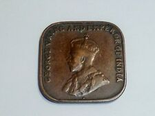 coin - 1926 MALAYA STRAIT SETTLEMENT KING GEORGE V 1 CENT BRONZE COIN (#56)