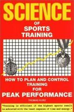 Science of Sports Training: How to Plan and Control Training for Peak Performanc