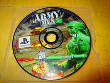 PLAYSTATION GAME ARMY MEN  WITH PLASTIC CASE