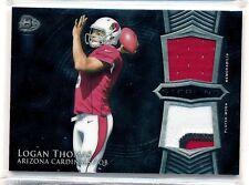 LOGAN THOMAS - 2014 Sterling Dual 3 Color / 1 Color Patch - VT - Cardinals RC
