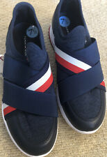 BNWT New Tommy Hilfiger Slip On Trainers Size Uk 5 (us 7.5) New