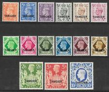 Morocco Agencies (Tangier) 1949 Set to 10/- (Mint)