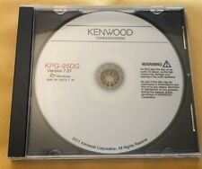 Kenwood Programming Software KPG-95DG v7.01 TK-5810 TK-5810H TK-5410 TK-5910