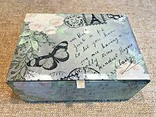 Art Deco Vintage Trinket Box