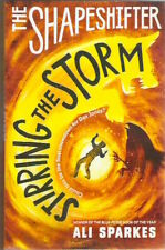 THE SHAPESHIFTER 5 STIRRING THE STORM Ali Sparkes Brand New paperback 2016 Class