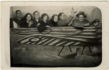 Photo Fête Foraine Foire Luna Park Vers 1940