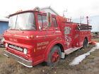 1969 GMC 960 Seagrave fire truck